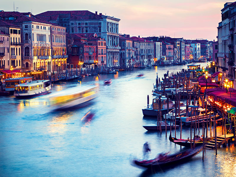 Venice-waterfront