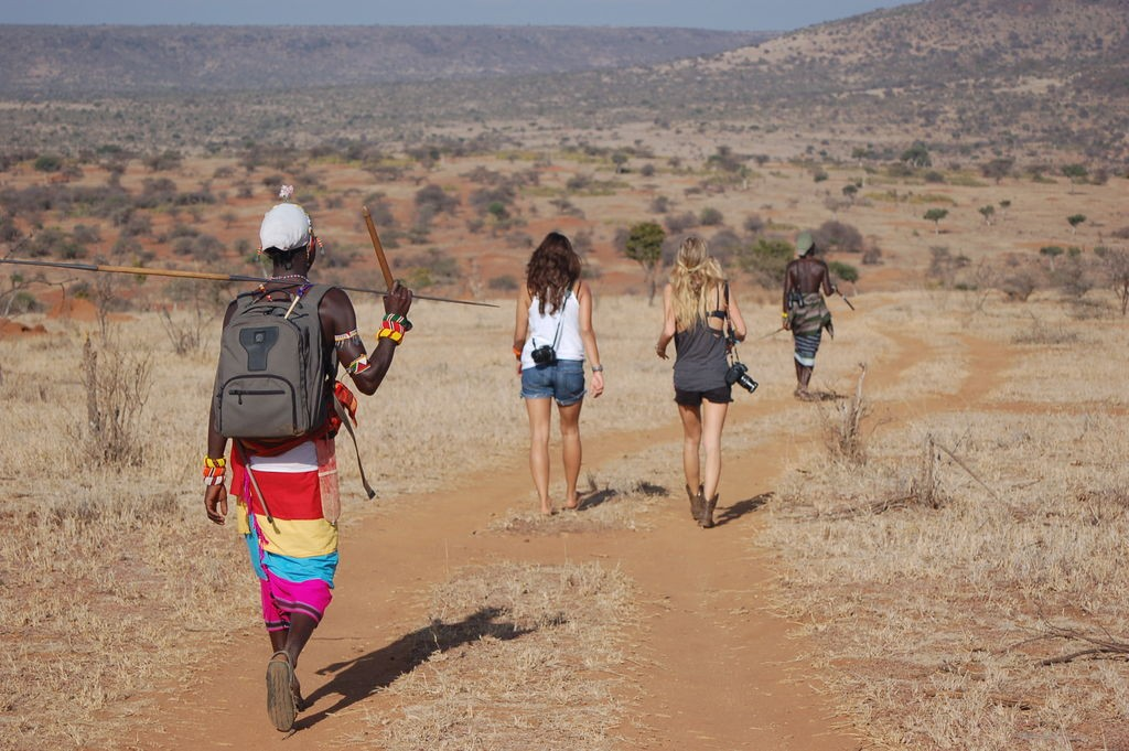 Kenya also serves its tourists