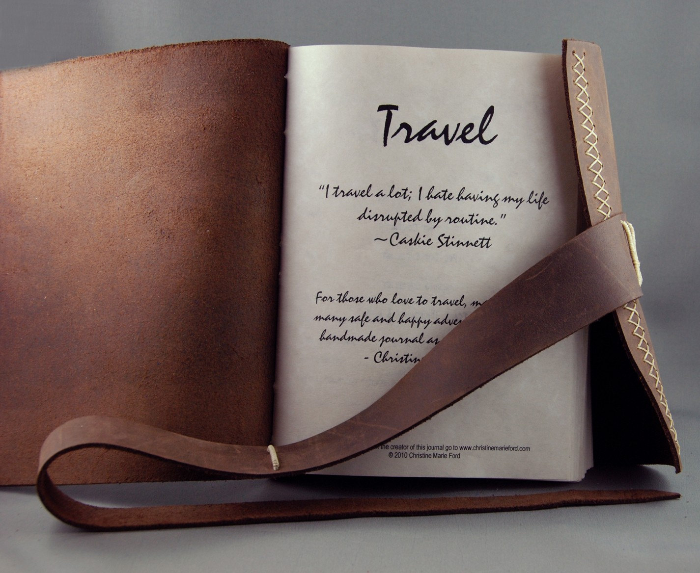 10 THINGS TO YOUR TRAVEL JOURNAL