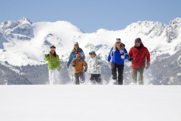 Beaver Creek Nordic Skiing Snowshoeing McCoy Park
