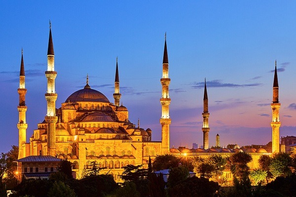 Istanbul attraction