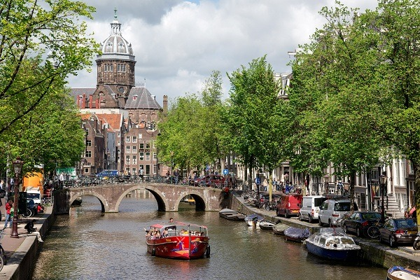 Amsterdam tourist places