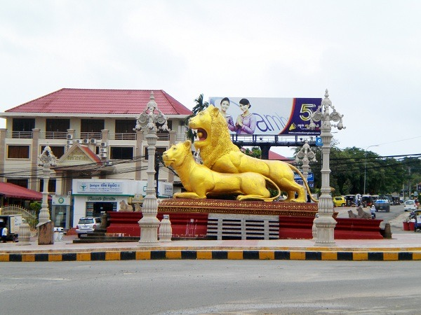 Cambodia attractions