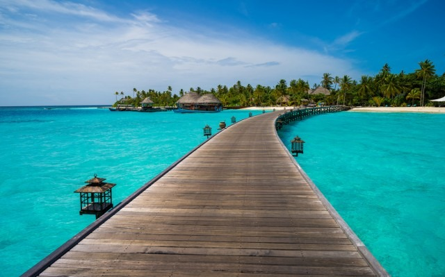 trip to Maldives