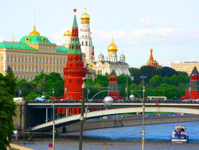 Trip to Russia