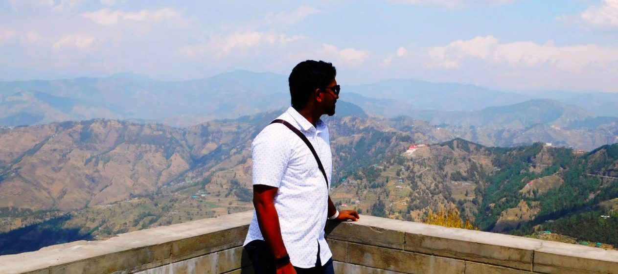 The Wandering Star - Kishar Ahmed- Shimla Manali Trip -Kufri-Naldera-blog